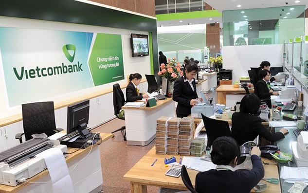 Vietcombank là ngân hàng trả cổ tức đều đặn nhất