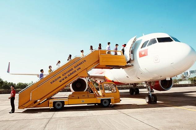 Vietjet tung 50,000 vé siêu tiết kiệm giá chỉ từ 0 đồng