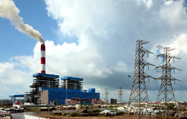 EVN sẽ chạy thử nghiệm tổ máy 1 Nhiệt điện Duyên Hải 3 trong tháng 4/2016.