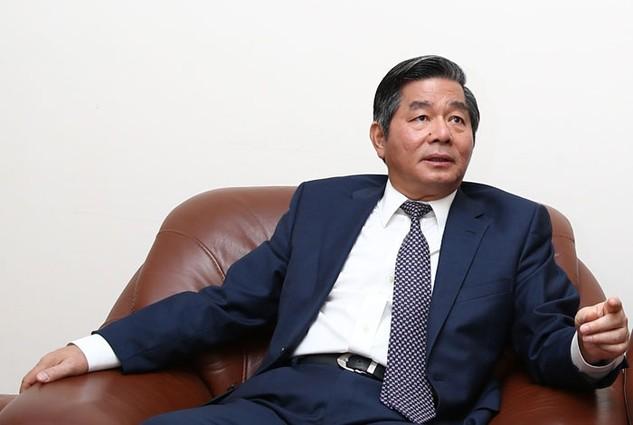 """Bộ trưởng Bùi Quang Vinh: """"Lúc nào ngọn lửa cũng cháy trong tôi"""""""