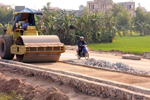 Nhiều dự án đầu tư công ở Việt Nam không đạt hiệu quả như mong đợi. Ảnh: Lê Tiên