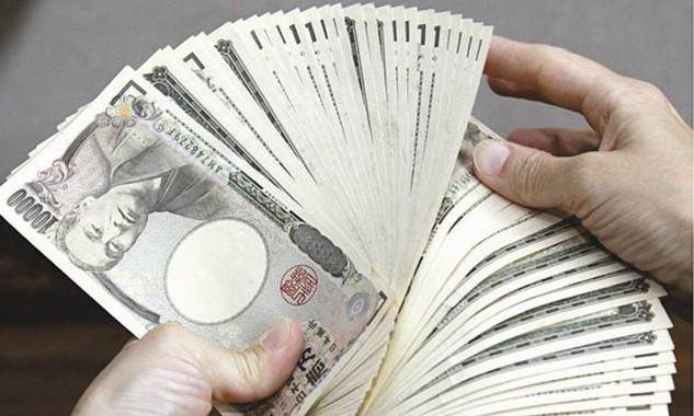 Kể từ đầu năm đến giữa tháng 4-2016 đồng yen đã tăng giá 9,61% so với đồng đô la Mỹ