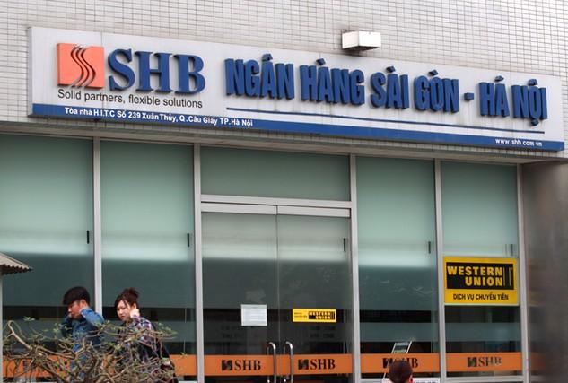 SHB đặt mục tiêu tăng 20% tín dụng trong năm 2016. Ảnh: Nhã Chi