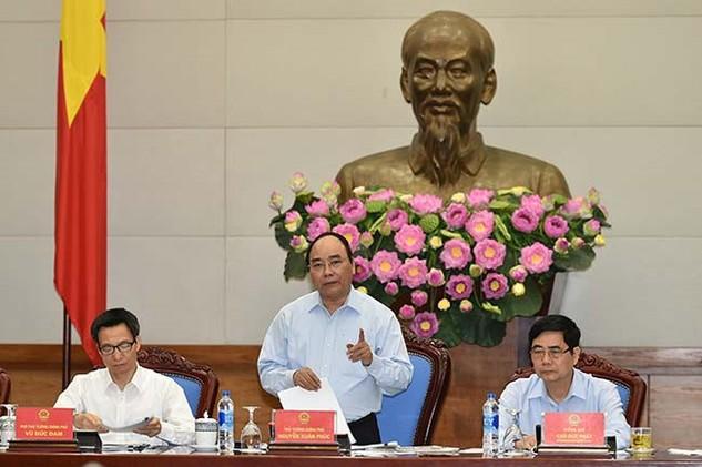 Thủ tướng: Nếu ở xã, phường thì địa phương phải chịu trách nhiệm, ở Trung ương, bộ trưởng phải chịu trách nhiệm