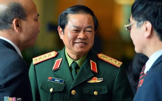 Đại tướng Đỗ Bá Tỵ sẽ chính thức nghỉ việc tại Bộ Quốc phòng.