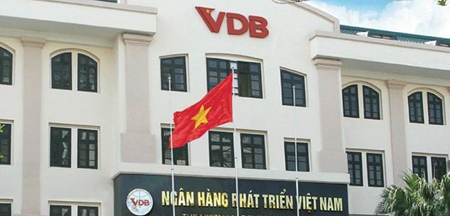 Vốn điều lệ của VDB là 30.000 tỷ đồng