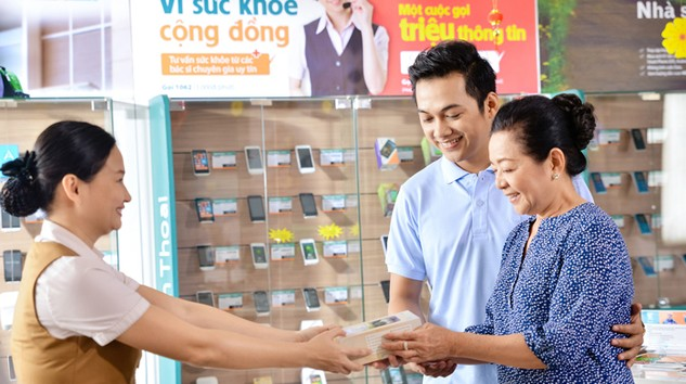 Cơ hội mua SmartPhone Viettel giá sốc chỉ từ 650.000 đồng