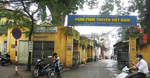 Tổng công ty Vận tải thủy sở hữu 65% CP của Hãng phim truyện Việt Nam với 33,15 tỷ đồng. Ảnh: M.T st