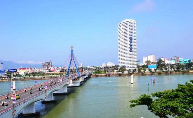 Thành phố Đà Nẵng (Ảnh: southernhomes.vn)