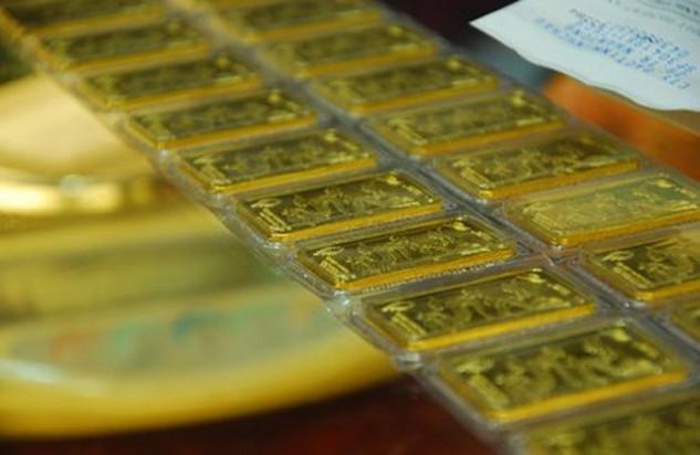 Giá vàng có thể sẽ biến động mạnh sau khi Mỹ công bố báo cáo việc làm tháng 4.