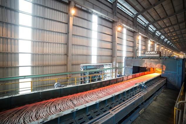 Hòa Phát sẽ cung cấp thép sản xuất que hàn từ quý III/2016