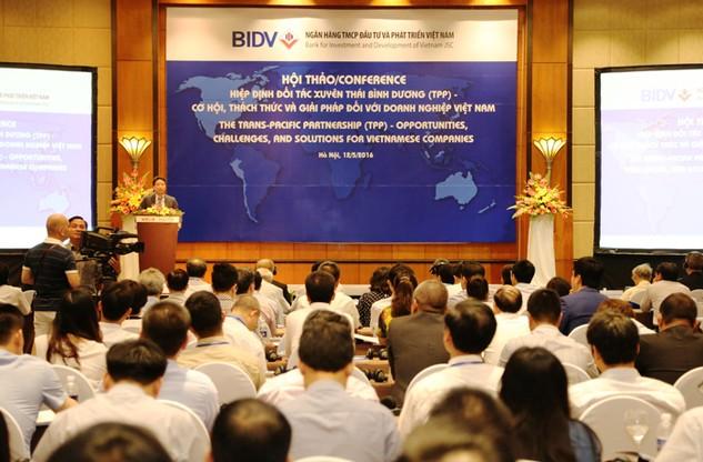 TPP – Cơ hội và thách thức cho doanh nghiệp Việt Nam