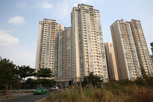 Thị trường bất động sản năm 2016 được dự báo tiếp tục tăng trưởng. Ảnh: Lê Tiên