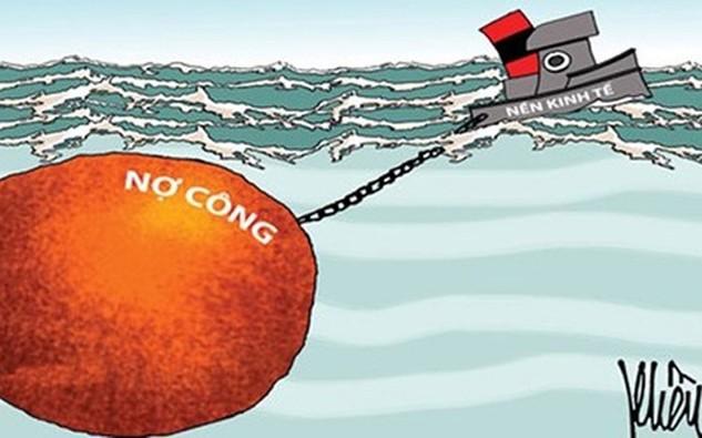 Đến cuối 2015, nếu tính trung bình, mỗi người dân Việt Nam hiện đang gánh 1.016 USD nợ của đất nước.