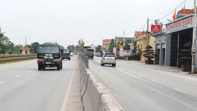 Đoạn Quốc lộ 1 qua địa bàn tỉnh Nghệ An