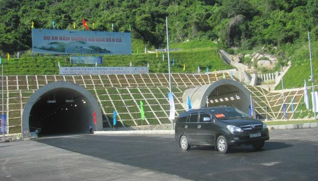 Dự án hầm đường bộ qua đèo Cả dự kiến sẽ chính thức thông hầm vào tháng 7 tới