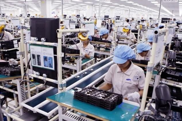 Vùng Thủ đô Hà Nội vẫn là một trong hai trung tâm công nghiệp chủ lực của cả nước