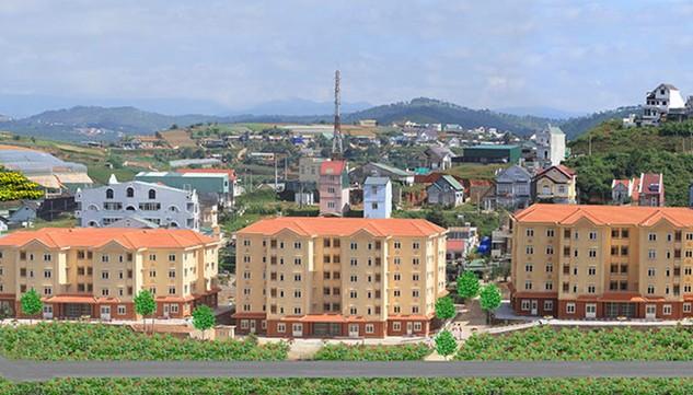 Dự án Khu chung cư nhà ở xã hội Ngô Quyền, TP. Đà Lạt của DLR
