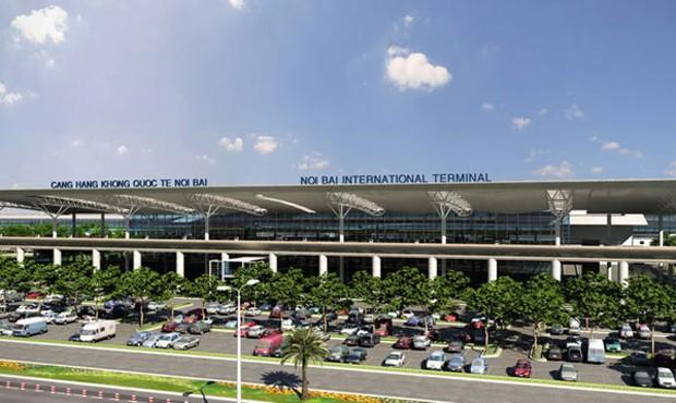 Thống nhất phương án đầu tư mở rộng cảng hàng không quốc tế Nội Bài