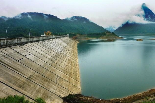 Nhà thầu Trung Quốc tìm cách đẩy khó khăn cho Công ty CP Thủy điện Vĩnh Sơn - Sông Hinh. Ảnh: Vĩnh Sơn