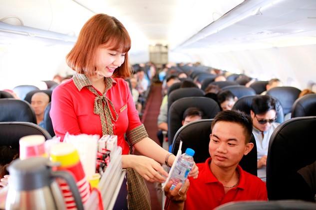 Hàng trăm nghìn vé tiết kiệm giá từ 0 đồng bay cùng Vietjet