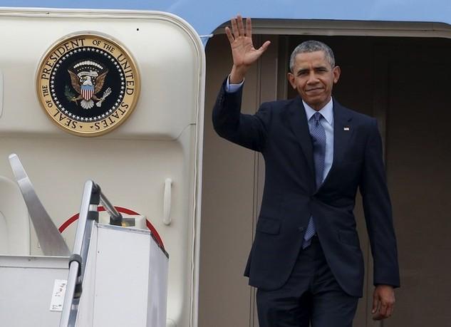 Tổng thống Hoa Kỳ Barack Obama. (Nguồn: Reuters)