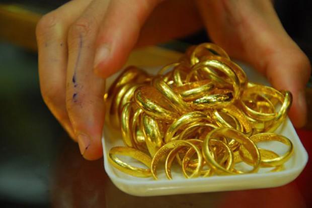 Thị trường vàng trong nước vẫn im ắng.