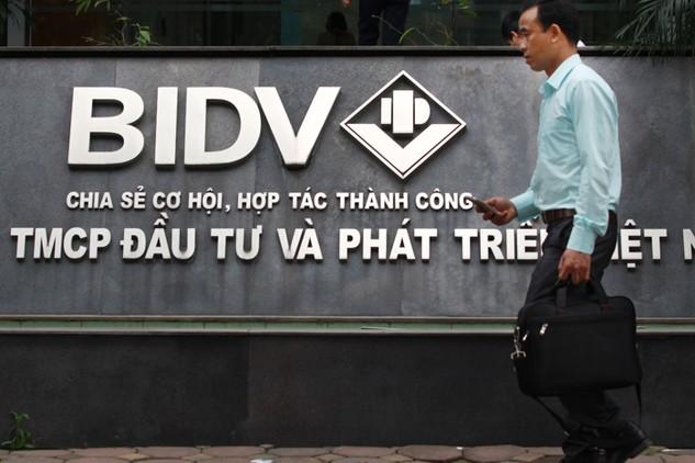Cả 3 nhà thầu được BIDV lựa chọn bằng hình thức đấu thầu rộng rãi trong nước. Ảnh: Tiên Giang