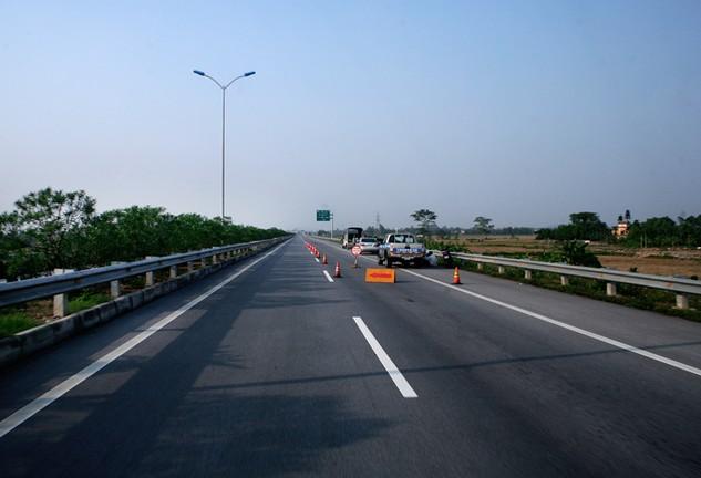 Dự án BOT Pháp Vân - Cầu Giẽ có lượng xe qua lại lớn nhất miền Bắc. Ảnh: Lê Tiên