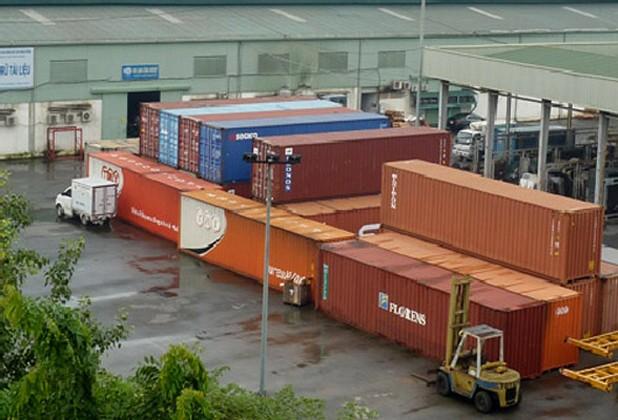 Hoạt động xuất nhập khẩu tại ICD Mỹ Đình (Hà Nội)