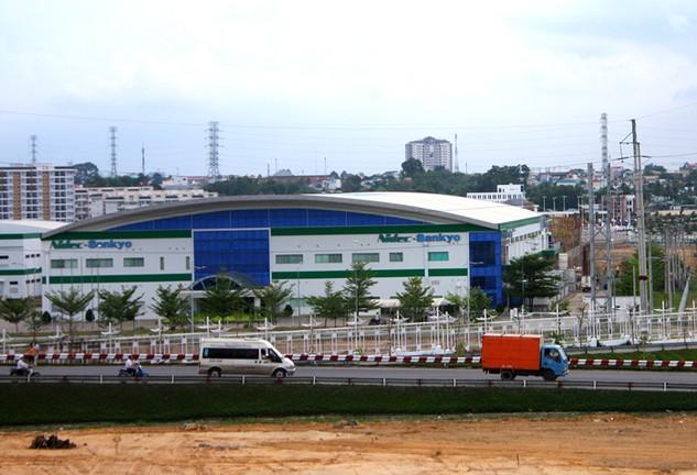 Lĩnh vực chế biến, chế tạo vẫn dẫn đầu trong thu hút FDI. Ảnh: Lê Tiên