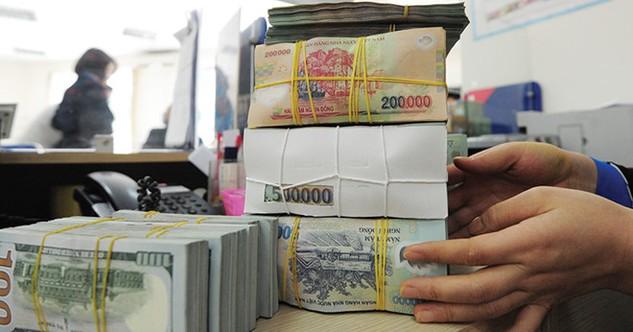 Năm 2015, các ngân hàng đã phải chi khoảng 75.000 nghìn tỷ đồng để trích lập dự phòng rủi ro