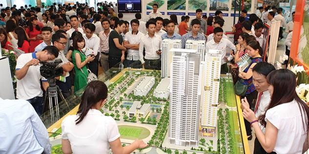 Những dự án nhà phố hút hàng thường ở khu vực trung tâm, thích hợp kinh doanh