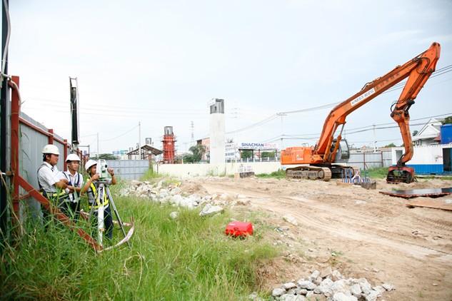 32 gói thầu thuộc Dự án Xây dựng tổng thể hệ thống hồ sơ địa chính và cơ sở dữ liệu quản lý đất đai TP. Hà Nội có tổng giá trị khoảng 323 tỷ đồng. Ảnh: Đinh Tuấn