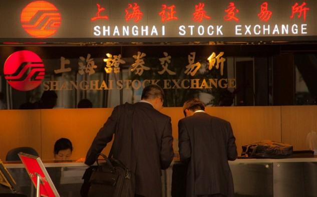Chứng khoán Trung Quốc rơi vào đà giảm dài nhất trong 4 năm