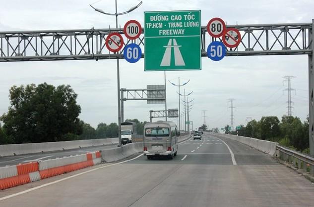 Nhà nước sẽ hỗ trợ thông qua việc giao cho nhà đầu tư quyền thu phí đường cao tốc Tp. Hồ Chí Minh - Trung Lương với thời gian 4 năm 11 tháng (kể từ ngày 01/01/2030)