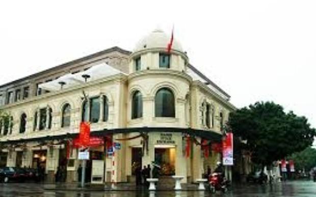 Sở Giao dịch Chứng khoán Hà Nội.