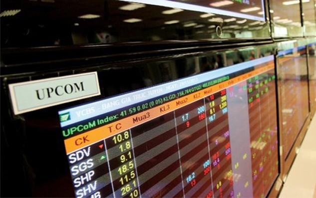 Số lượng cổ phiếu trên UPCoM được dự bán sẽ vượt các sàn niêm yết trong một ngày không xa