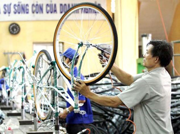 Đấu giá thành công 100% cổ phần Xe đạp Thống Nhất, giá trúng 10.386 đồng/CP
