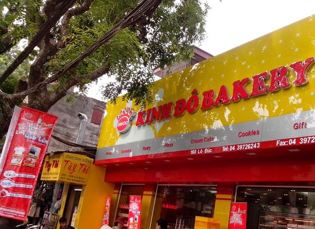 Doanh thu của Kido giảm mạnh sau khi nhượng mảng kinh doanh bánh kẹo cho đối tác nước ngoài. Ảnh: PV st