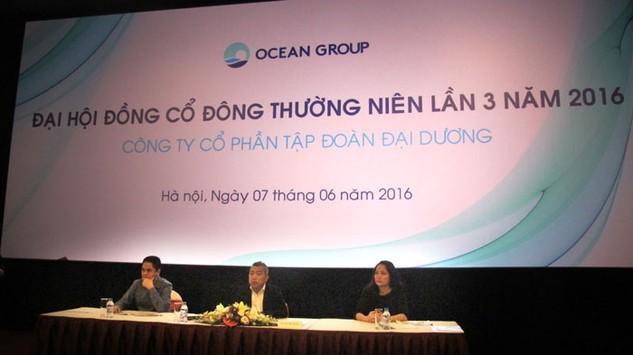 Ocean Group gặp nhiều khó khăn với hàng nghìn tỷ đồng nợ phải thu. Ảnh: Minh Thư