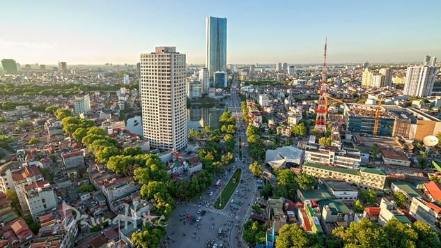 Chỉ số PCI của Hà Nội năm 2015 đạt 59 điểm, xếp vị trí thứ 24/63 tỉnh, thành phố trong cả nước. Ảnh Internet