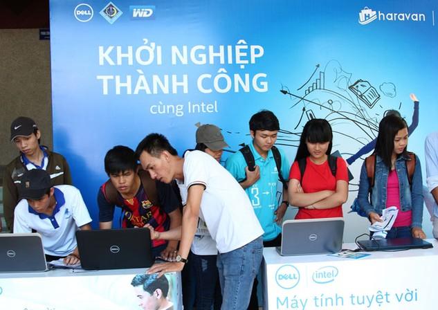 Doanh nghiệp khởi nghiệp tại Việt Nam gặp nhiều khó khăn trong huy động vốn. Ảnh: Intel