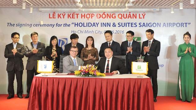 IHG công bố khách sạn quốc tế thương hiệu Holiday Inn & Suites đầu tiên tại TP.HCM