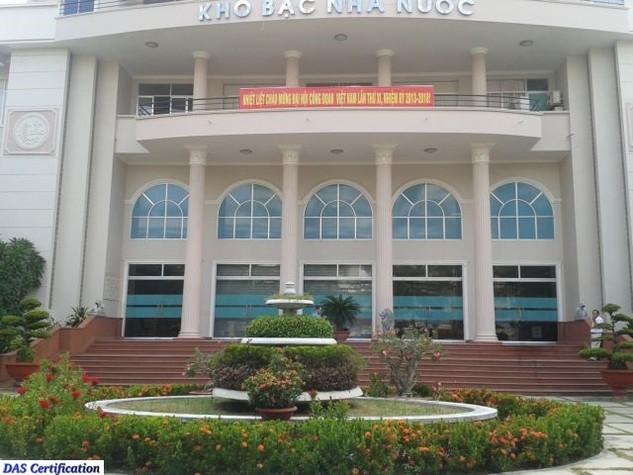 Trụ sở Kho bạc Nhà nước tỉnh Khánh Hòa (ảnh ngồn Internet)