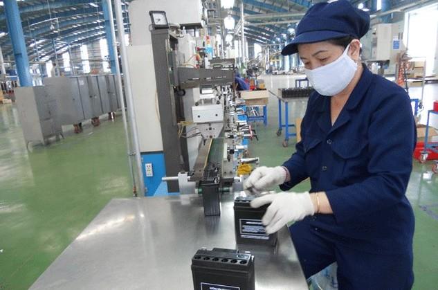 Sản phẩm ắc quy đem lại 88% doanh thu và 90% lợi nhuận cho Pinaco