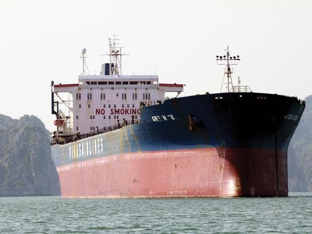 Đội tàu lash Sông Gianh thuộc tài sản của Vinashin được chuyển về Vinalines theo Đề án tái cơ cấu Vinashin hồi năm 2010.