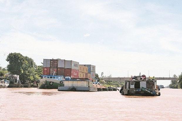 Dự án sau khi hoàn thành sẽ giải quyết được ùn tắc giao thông thủy trên toàn tuyến, kết nối giao thông thủy giữa các tỉnh ĐBSCL và TP Hồ Chí Minh.