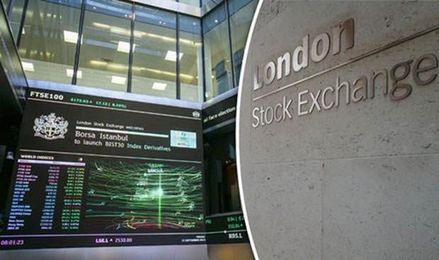 Thị trường chứng khoán Anh có thể mất một phần tư vốn hóa vì rời EU. Ảnh:Express