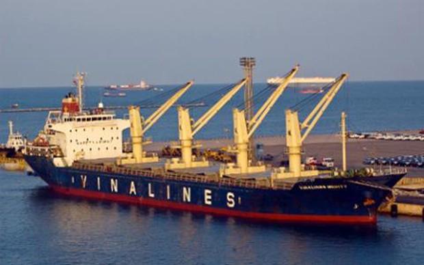 Tàu Vinalines Star sẽ được bán thanh lý sớm